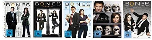 Bones - Season 1-5