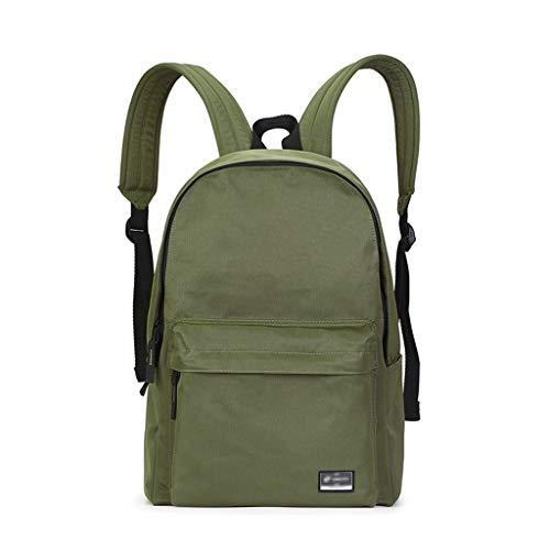 Escolares Mochila Legacy Deluxe Work Backpack Big 16 Pulgadas Laptop College School Students Bag Senderismo Negocios para Hombres Senderismo (Color : C)