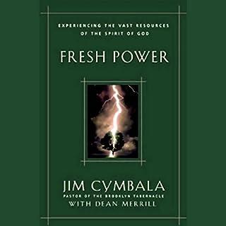 Fresh Power audiobook cover art