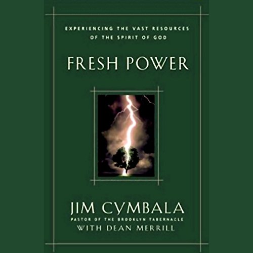 Fresh Power audiobook cover art