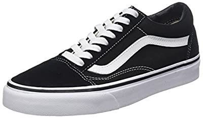 Vans Unisex-Kinder I OLD SKOOL Low-Top Sneaker, Grau MTE Pewter Plaid