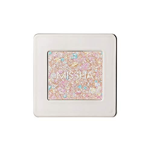 MISSHA(ミシャ)グリッタープリズムシャドウGOP02シュガープリズムアイシャドウ1個
