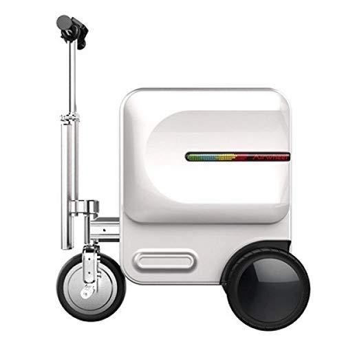 XDDQB Trolley-Koffer Elektrischer Koffer Von Smart Riding Manned Student-Trolley-Koffe
