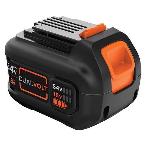 Black+Decker BL2554-XJ - Batería de carril Dual Volt 54V 2,5Ah Litio