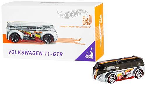 Hot Wheels id Volkswagen T1-R {Night Burners}