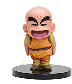 11-15cm Dragon Ball Figure Toy Dragon Ball  Hobby Figure cute young Stand Krillin Collection Model