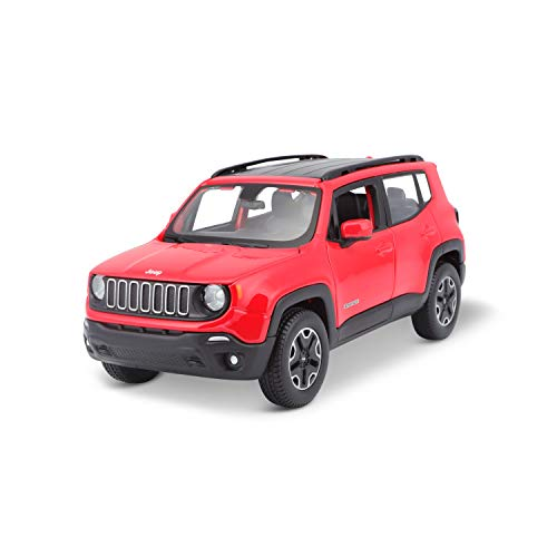 Maisto - Jeep Renegade 2014 - 1:24