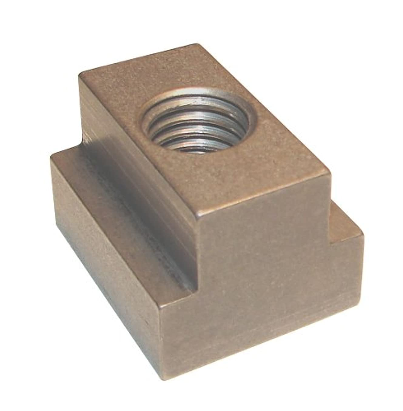 Morton Stainless Steel T-Slot Nuts, Inch Size, 3/8-16 Thread Size, 1/2
