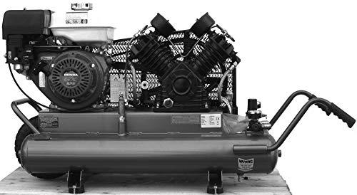 Kompressor BAV 30 fahrbar mit Hondamotor 36l Steinmetzwerkzeug
