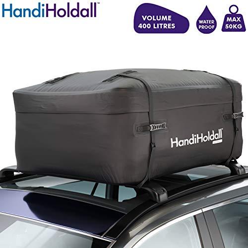 HandiHoldall, Dakkoffer van HandiWorld, 400 liter, waterdicht, opvouwbaar