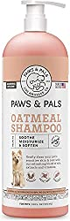 Oxgord Organic Oatmeal Pet Shampoo