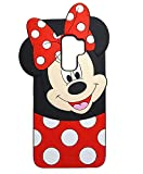 EMF Cute Mouse Case for Samsung Galaxy S9,3D Cartoon Animal Silicone Rubber Protective Kawaii Funny Character Cover,Animated Fun Cool Skin Case for Kids Teens Girls Guys (Samsung Galaxy S9)