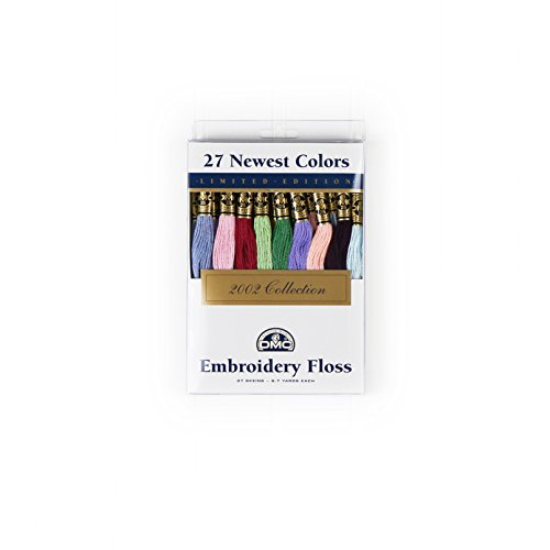 DMC Embroidery Floss Pack 8.7yd, Limited...