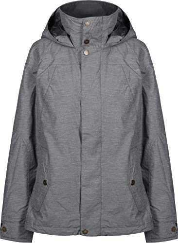 Burton Damen Snowboardjacke JET SET JACKET, Flecked Chambray, M