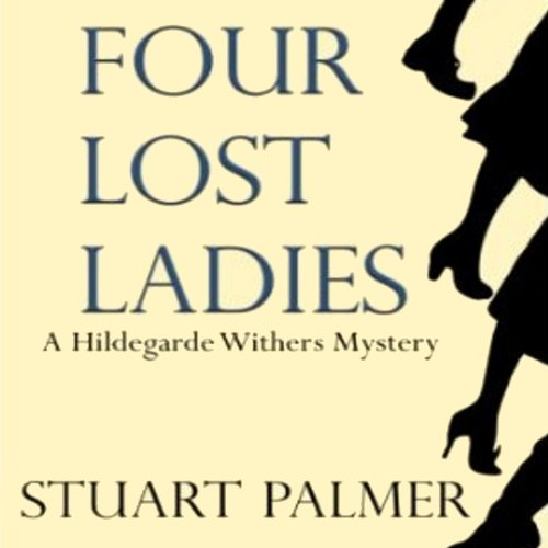 Four Lost Ladies cover art
