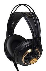in budget affordable Semi-open Professional On-Ear Studio Headphones AKG Pro Audio K240 STUDIO