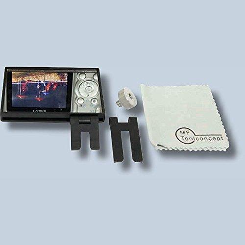Monitorspiegel für Panasonic Lumix DMC-TZ41 DMC-TZ36 DMC-TZ31 DMC-TZ30 DMC-TZ25 DMC-TZ22 TZ10 TZ8 Sony DSC-HX20V HX9V - Display-Mirror für Monitore bis zu 9,4 cm ( 3,7 Zoll ) ( Spiegel Winkelsucher für Digitalkameras)