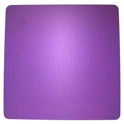 EIP Original Nikola Tesla Positive Energy Purple Plate Large