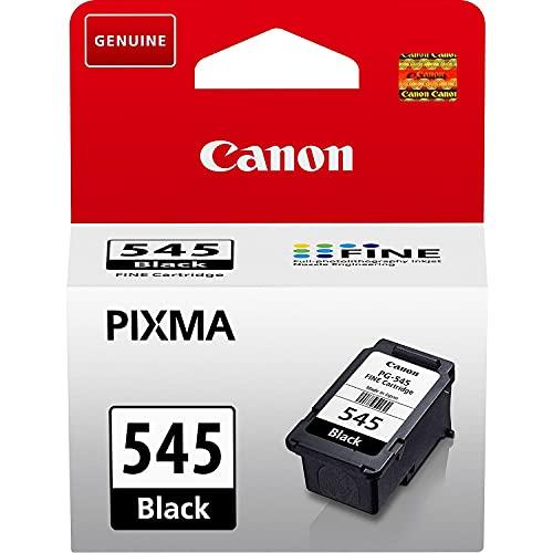 Canon PG-545 Druckertinte Schwarz - 8 ml...