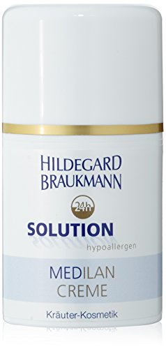 Hildegard Braukmann 24h Solution Hypoallergen Medilan Creme, 50 ml