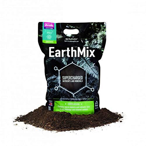 Arcadia Earth Mix Substrat 10 Liter