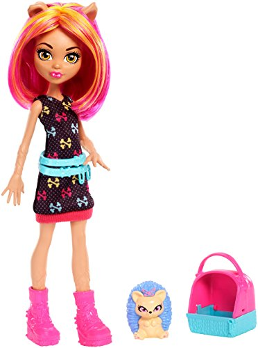 Monster High Mattel Howleen Wolf with pet
