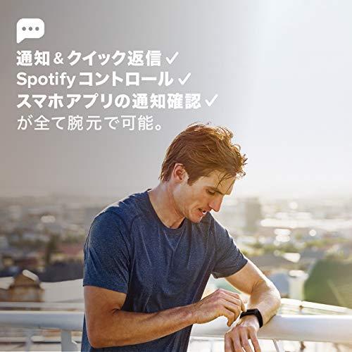 【Suica対応】FitbitCharge4GPS搭載フィットネストラッカーBlack/BlackL/Sサイズ[日本正規品]FB417BKBK-JP