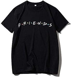 Friends TV show Black T shirt Medium