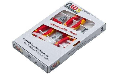 NWS 784 VDE - Juego de 3 herramientas combinadas, multicolor