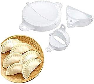 5Pcs//set À faire soi-même Dumpling Maker Moule à pâte presse viande tarte pâtisserie Empanada Moule Outil