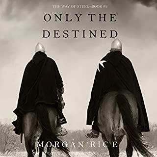 Only the Destined  audiobook cover art