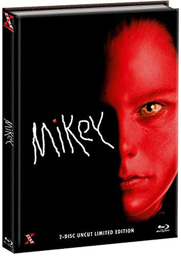 Mikey - Mediabook - Cover B - Limited Edition  (+ DVD) [Blu-ray]