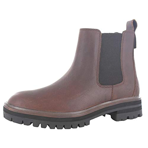 Timberland Chelsea Boots London Square Chelse braun 38