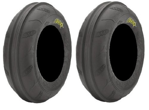 Pair of ITP Sand Star Front 21x7-10 (2ply) ATV Tires (2)