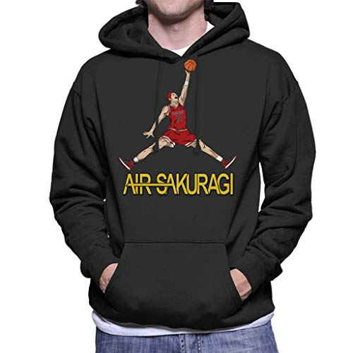 Cloud City 7 Slam Dunk Air Sakuragi Men's Hooded Sweatshirt
