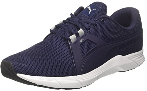 PUMA Propel XT, Scape per Sport Outdoor Uomo, Blu (Peacoat White), 46 EU