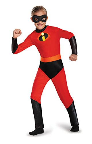 Disney The Incredibles Dash Classic Boys Costume, Small/4-6