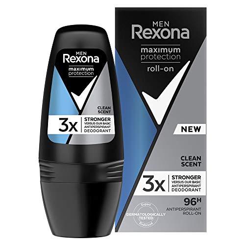 Rexona Rexona Max Pro Clean Scent - Desodorante Para Hombre 50 Ml 90 g