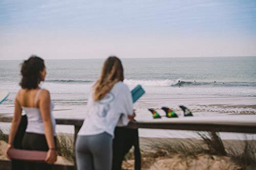 Southern Shores Yogamatte  unterwegs