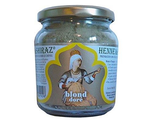 Beliflor Coloration Henné Blond Doré 150 g