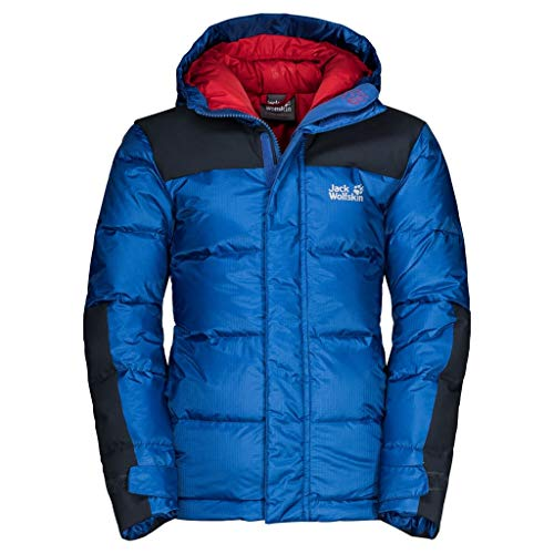 Jack Wolfskin Kinder Mount Cook Jacke, Coastal Blue, 152