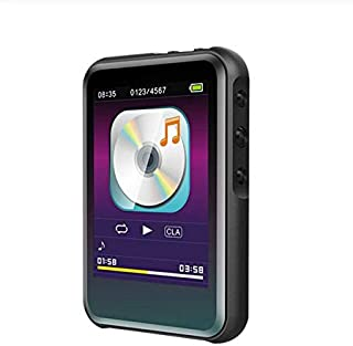 BEESCLOVER M16 MP3 Player 2.4 inches TFT Screen with Blue-Tooth 4.0 Music Player Stereo Mini Player Portable Slim MP3 Play...