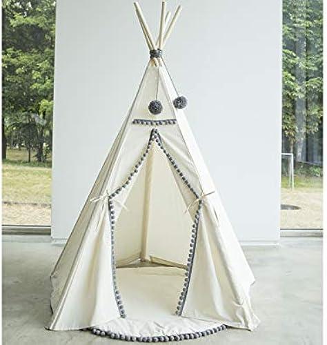 Größer Tipi Zelt für Kinder Original Design Kinder Tipi Spielzelt Handgefertigt von Minicamp