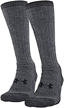 2-Pairs Under Armour Adult Hitch ColdGear Boot Socks