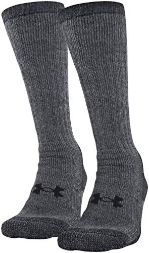 2-Pairs Under Armour Adult Hitch ColdGear Boot Socks  $11 at Amazon