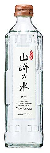 山崎の水(発泡) 330ml×24本 瓶