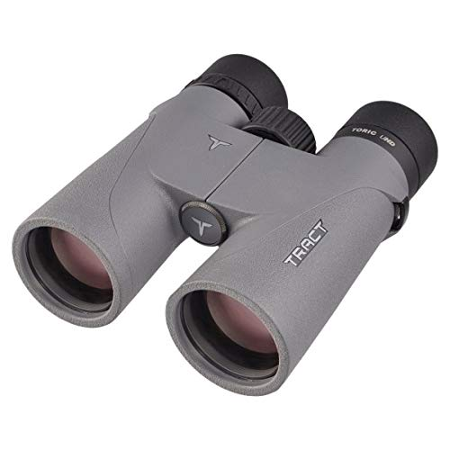 TRACT TORIC 8x42 UHD Binocular - Featuring Schott HT Glass for Superior Low-Light Performance and Edge-to-Edge Sharpness. Provides Excellent Eye Relief and a Wide Field of View.