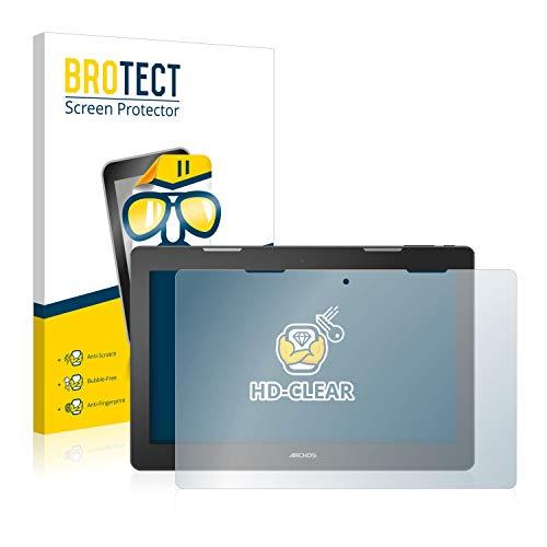 BROTECT Schutzfolie kompatibel mit Archos Oxygen 133 klare Bildschirmschutz-Folie