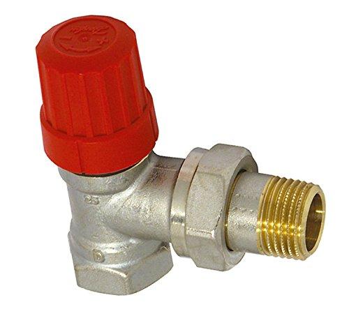Danfoss 27194 3 Thermostatventil-Unterteil, 3/4 Zoll Eckform