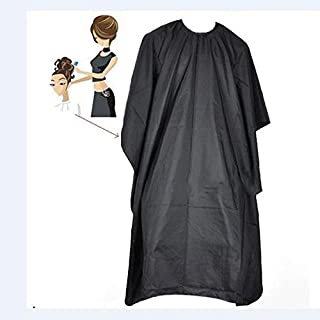 Hairdressing Apron Professional Hair Styling Cape Adult Hair Cutting Coloring Styling Cape Hairdresser Wai Cloth Barber Hairdressing Wrap